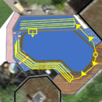 Plan mit Bioflow