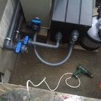 PVC Verohrung BSF/Pumpenkammer