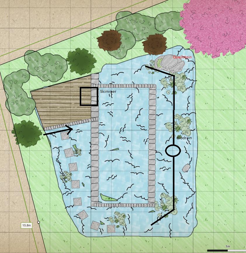 vorstellung meiner person und schwimmteichprojekt n he. Black Bedroom Furniture Sets. Home Design Ideas