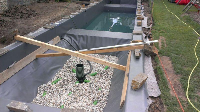 baudoku der treffpunkt f r schwimmteich und naturpool freunde. Black Bedroom Furniture Sets. Home Design Ideas